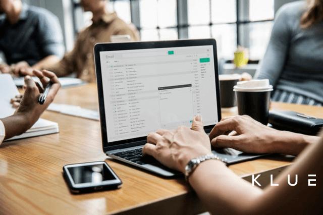 Zo helpen Klue & Google Analytics bij B2B e-mail marketing