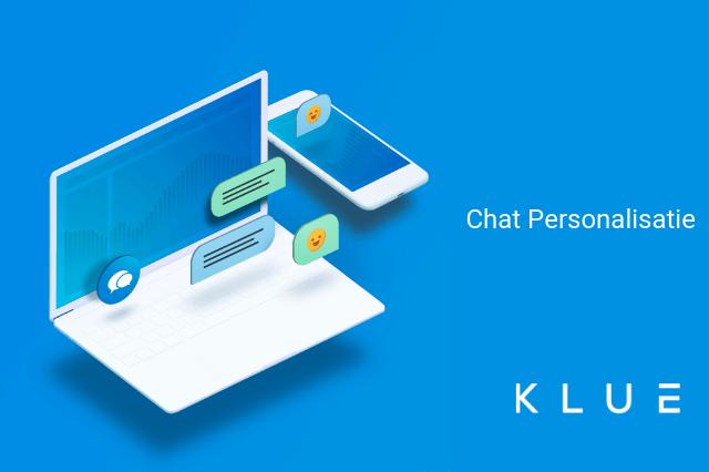 Chat personalisatie voor B2B organisaties