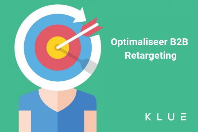 Optimaliseer B2B retargeting met Klue in Google Analytics