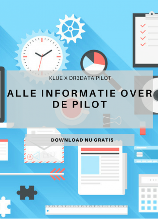 Klue DR3Data pilot informatie